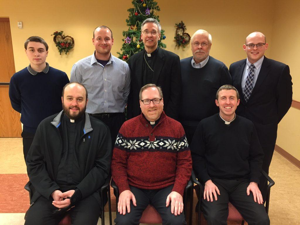 Seminarian Christmas Party 2016