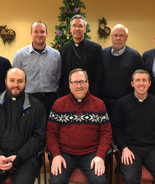 Seminarian Christmas Gathering