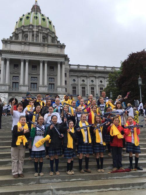 EITC Students Capitol