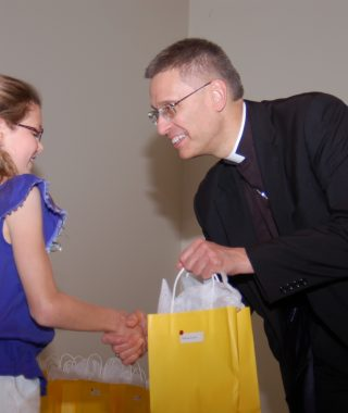 Bishop's Night For Vocations