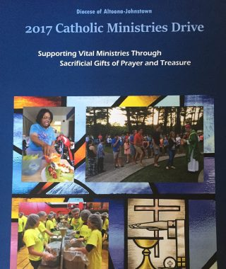Catholic Ministries Drive