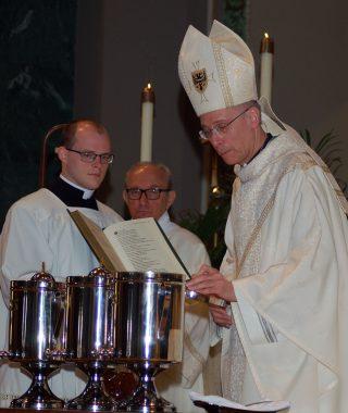 Chrism Mass