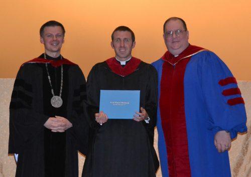 Peter Crowe Graduation