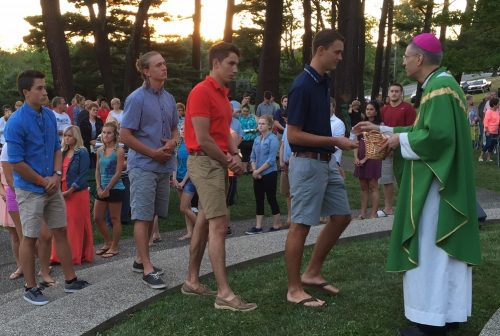 Mass For College Students