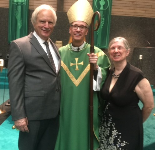 Permanent Diaconate Candidate