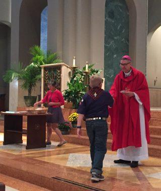 Scouting Mass
