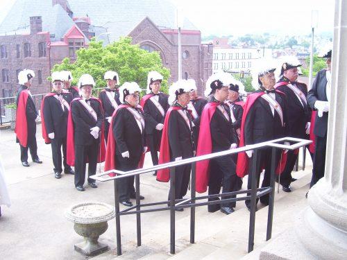 Knights Of Columbus Celebration