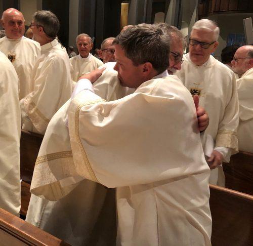 Deacons Celebrate