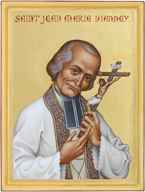 Saint John Vianney Relic Coming To Diocese