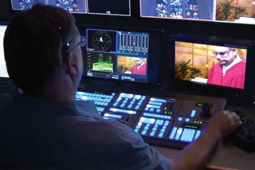 Television/Streaming Masses
